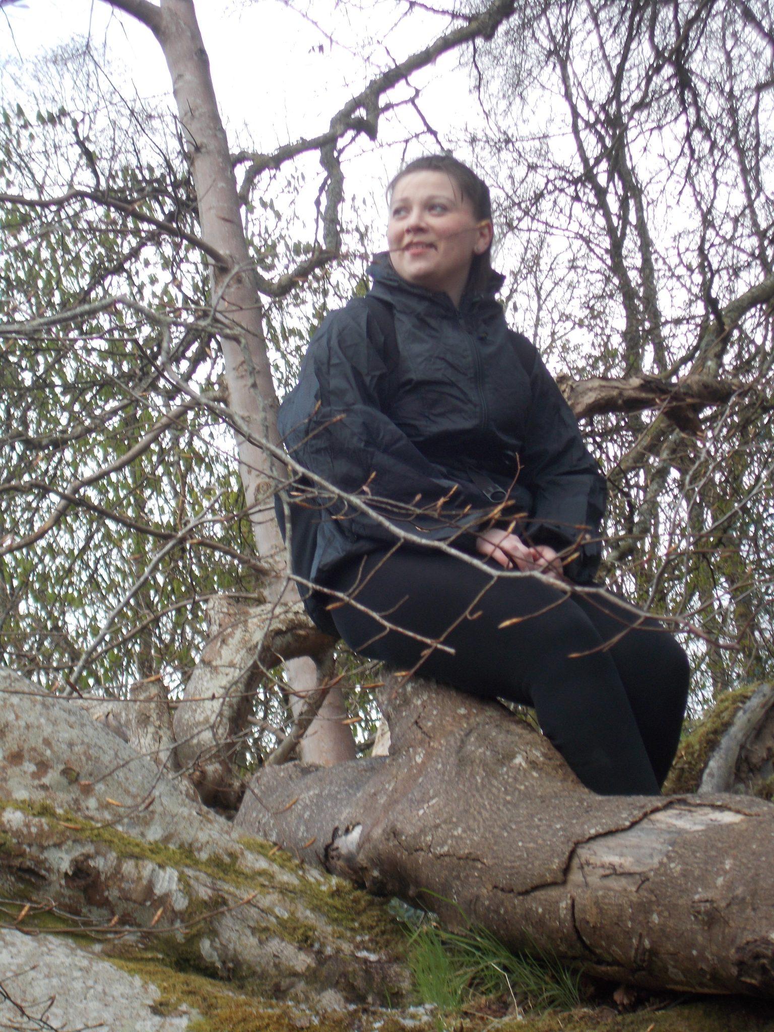 Lauren McKinney Balloch Country Park Loch Lomond Scotland