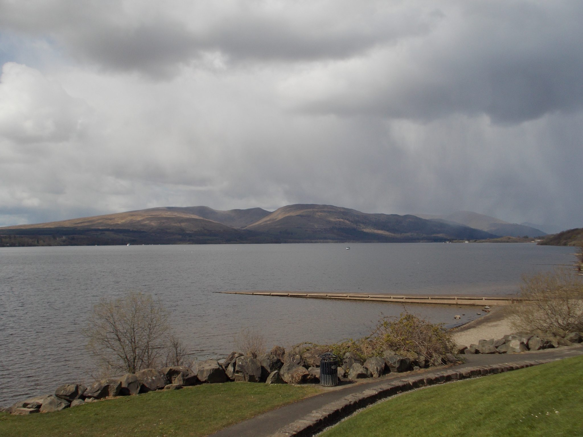 Loch Lomond from Balloch Country Park