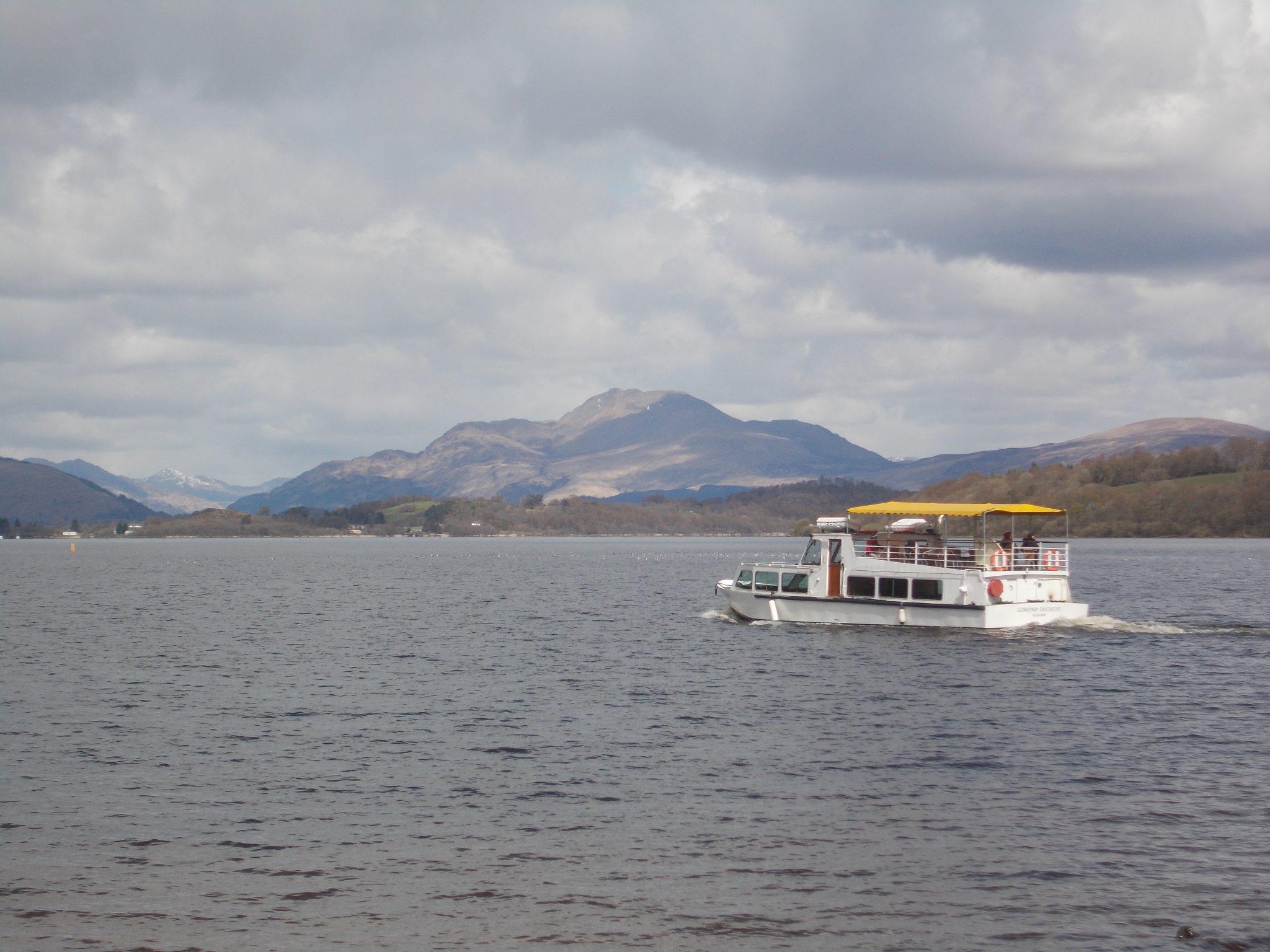 Loch Lomond Scotland
