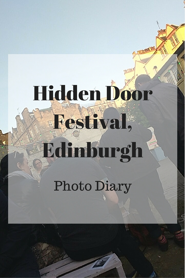 Hidden Door Festival Edinburgh Photo Diary