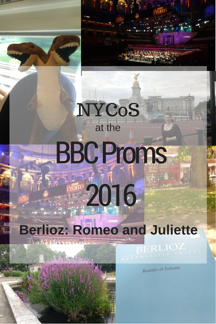 NYCoS at the BBC Proms 2016