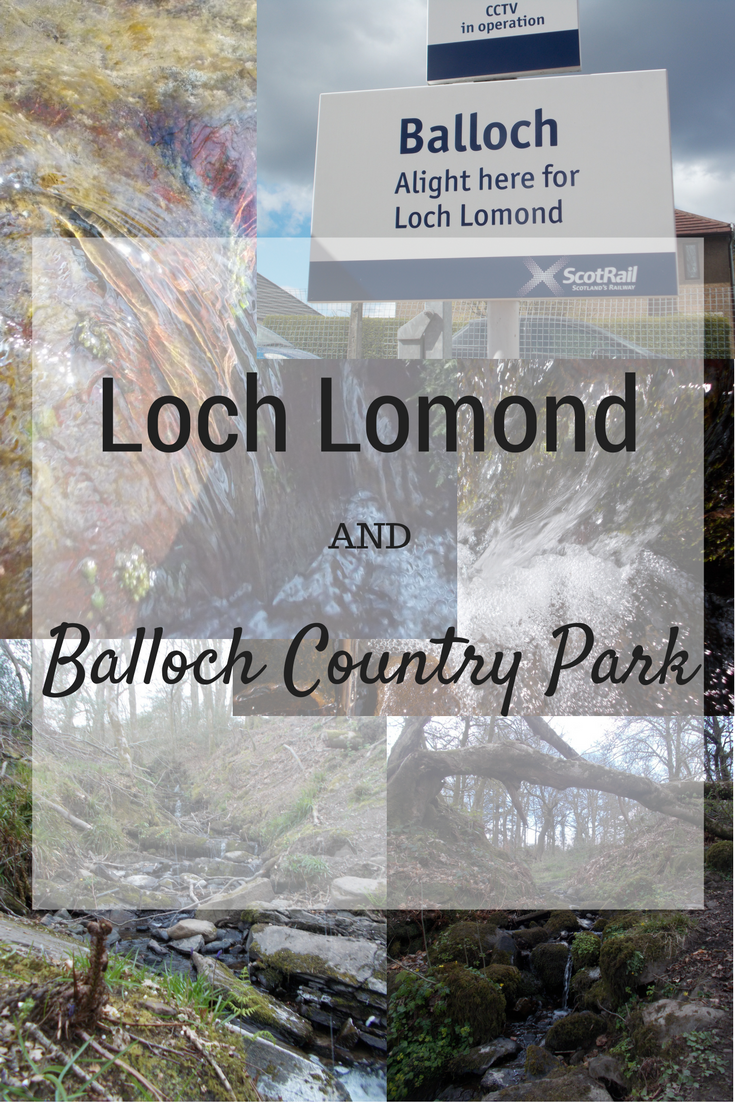 Loch Lomond and Balloch Country Park