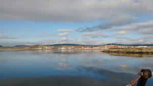 Ardrossan Bay, Scotland