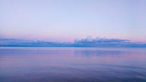 Pink Sunset, Brodick Bay, Arran
