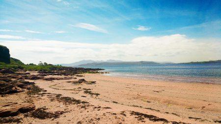 Bell Bay Beach, Isle of Cumbrae