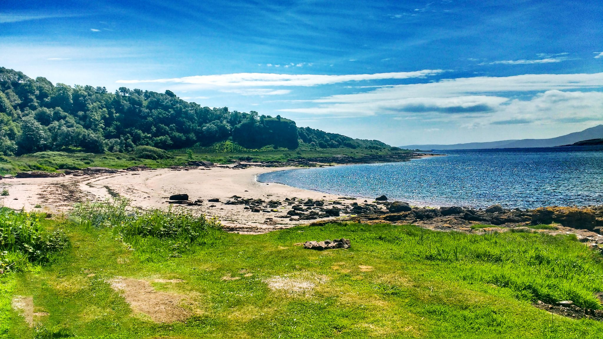 Bell Bay, Isle of Cumbrae