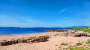 Wine Bay Beach, Isle of Cumbrae