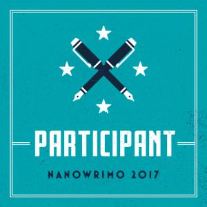 NaNoWriMo 2017 Preptober