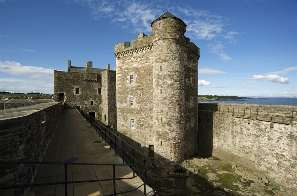 Blackness Castle. Photo Courtesy of VisitScotland.com
