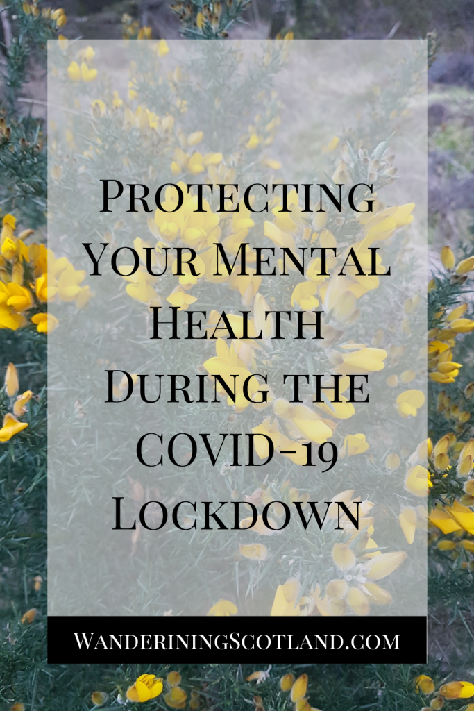 COVID Lockdown Mental Health Tips
